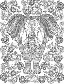 color books for adults 1000 images about colouring elephants zentangles on