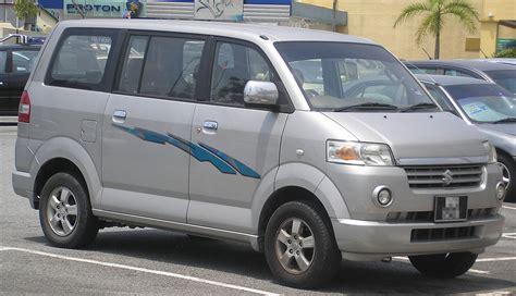 Suzuki Apv Price Suzuki Apv