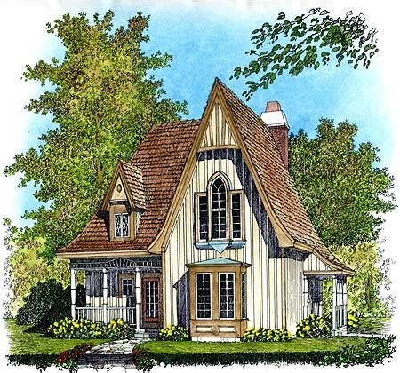 small cottage style house plans gothic revival cottages ferrebeekeeper