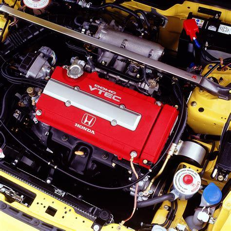 Alarm Motor Type R honda integra type r engines