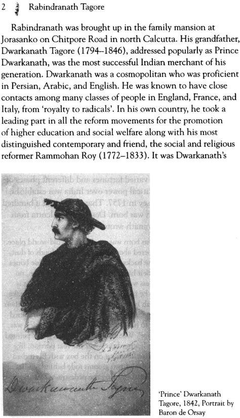 rabindranath tagore biography in english pdf rabindranath tagore an illustrated life