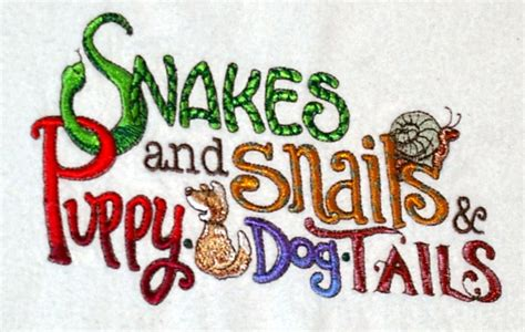 snakes and snails and puppy tails packnplaysnakes janice ferguson sews