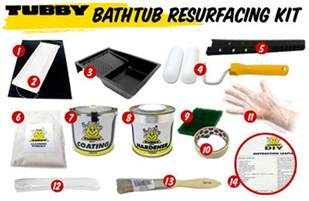 Best Way To Remove Bathtub Stains How To Restore And Refinish A Tub Bathtub Refinishing