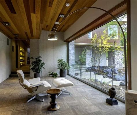 10 ways to incorporate wood and into modern design