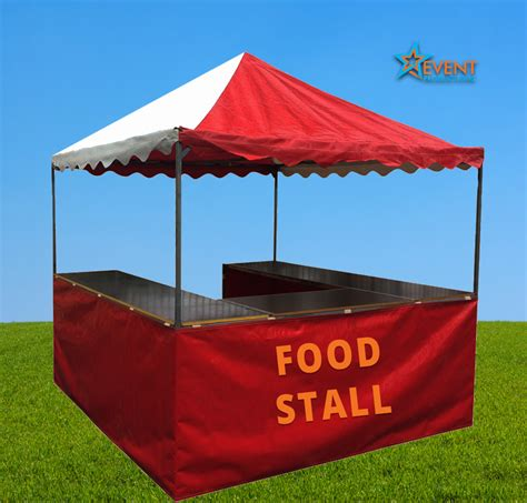 at stall food stall 3 x 3 single day event productions