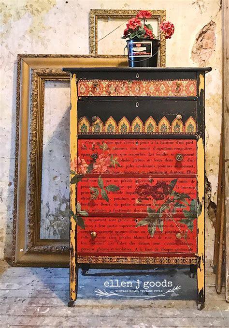 iodbohemianborder painted bedroom furniture diy