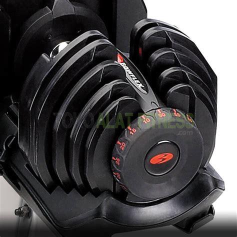 Dumbbell Terbaru bowflex adjustable dumbell 90lbs 1090i toko alat fitness