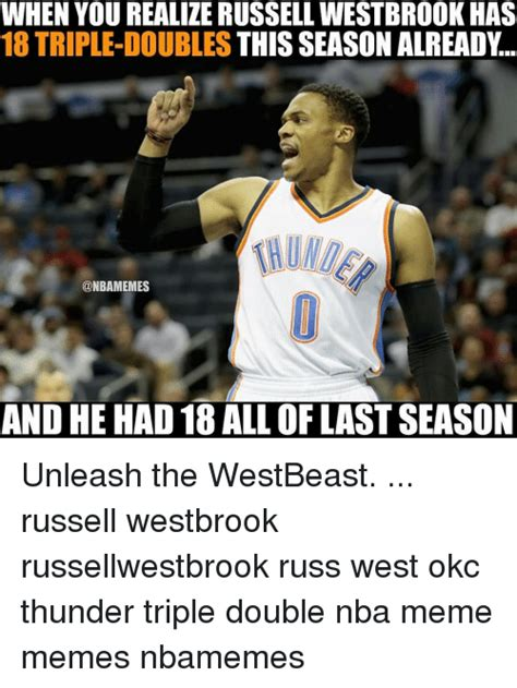 Russell Westbrook Meme - funny russell westbrook memes of 2017 on sizzle basketball