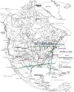 ley lines map america 25 best ideas about ley lines on history of