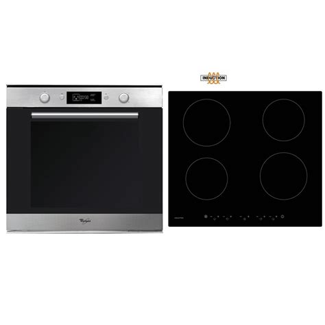 induction hob next to sink whirlpool high spec 60cm built in electric multifunction oven induction hob pack