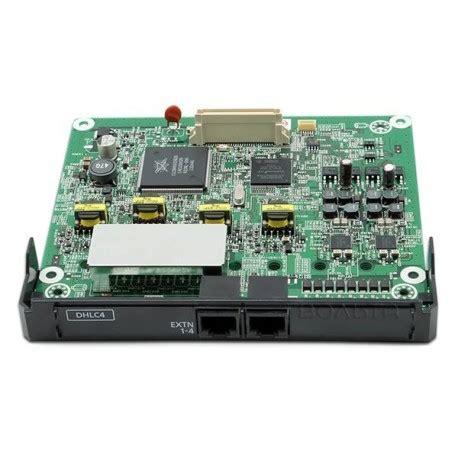 Pabx Hybrid Unify Siemens panasonic kx ns5170x dhlc4 4 port hybrid extension card
