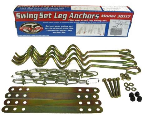 flexible flyer swing set replacement parts flexible flyer ground anchor kit for metal frame swing