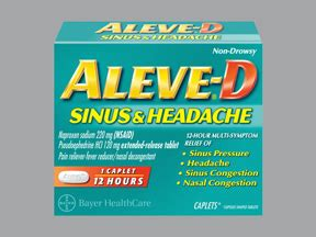 aleve side effects nose bleeds aleve d sinus and headache uses side effects