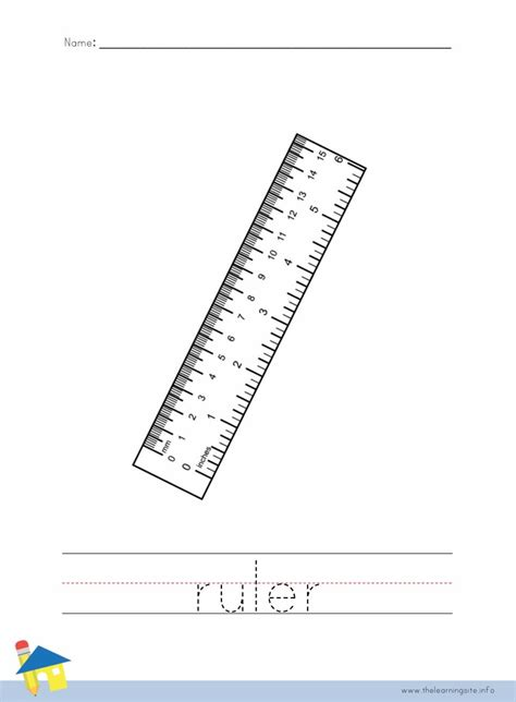 How To Read A Ruler Worksheet by Ruler Measurement Worksheet Www Imgkid The Image