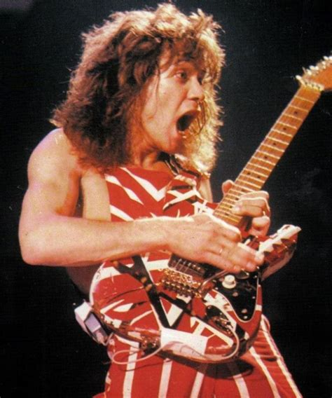 michael jackson had a great guitarist on his hit beat it eddie van halen bluebird