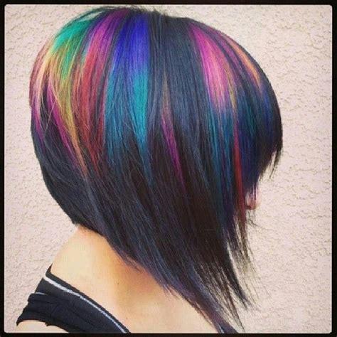 tashan colors rainbow hair 30 rainbow hair color inspirations