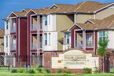 Tylor Grand Apartments Abilene Tx Panhandle