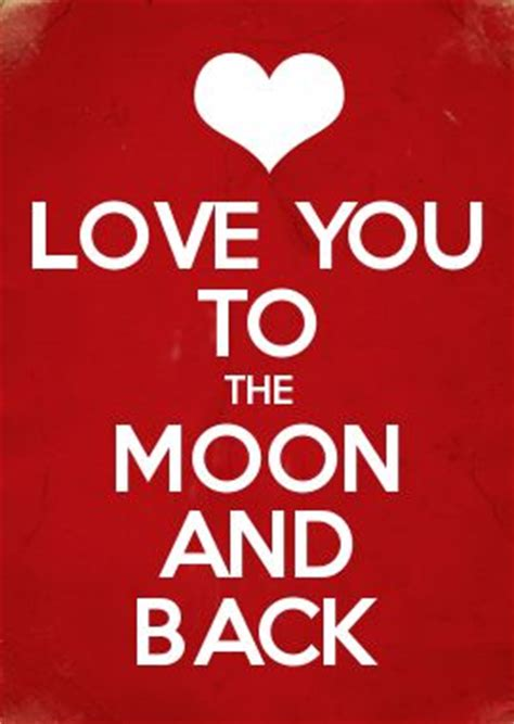 To The Moon And Back Valentines Day Card Template by You To To The Moon And You On