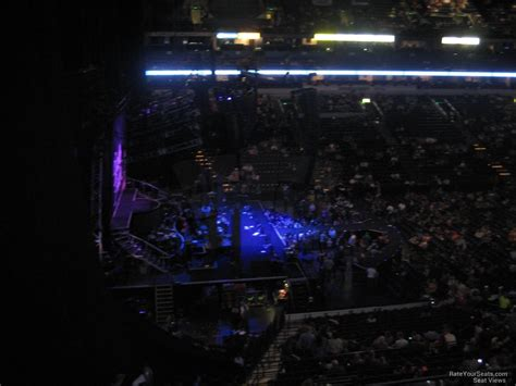 Section 213 D by Bridgestone Arena Section 213 Concert Seating