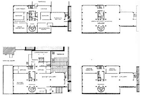 yale university art gallery floor plan yale university art gallery data photos plans