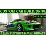 Forza 5 Custom Cars  9 Brians Eclipse Mini Update &amp My B Day