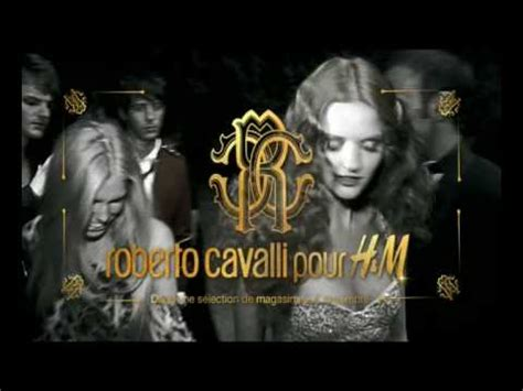 Fab Ad Roberto Cavalli At Hm by Roberto Cavalli For H M Hq