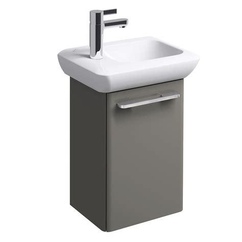 grey high gloss bathroom furniture keramag it vanity unit for hand washbasin quartz grey