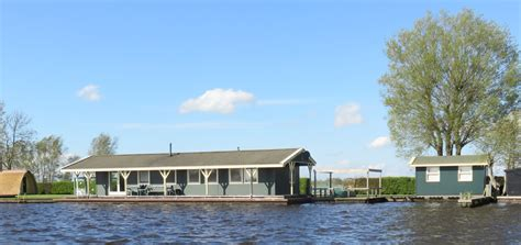 recreatie woonboot friesland recreatie