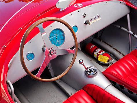 maserati a6gcs interior interior maserati a6gcs by fantuzzi 1953