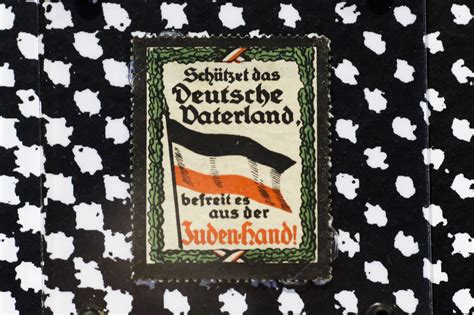 Sticker Museum Berlin by Berlin German Museum Exhibits Racist Stickers Spanning