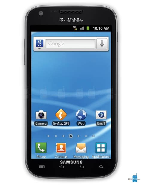 samsung galaxy s ii t mobile specs