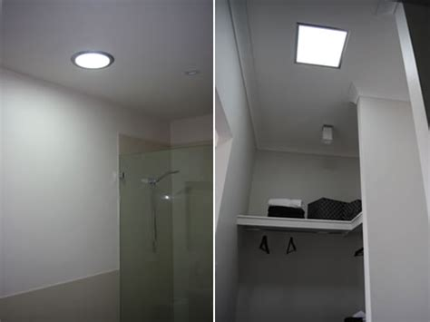 Bathroom Roof Lights The Difference Between A Solar Tube And A Solar Skylight