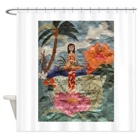 curtains hawaii hawaii shower curtain by debi cady