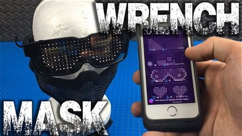 dogs 2 wrench mask wrench gadget mask watchdogs 2 prototype v 2 techgarden 2016 11 25