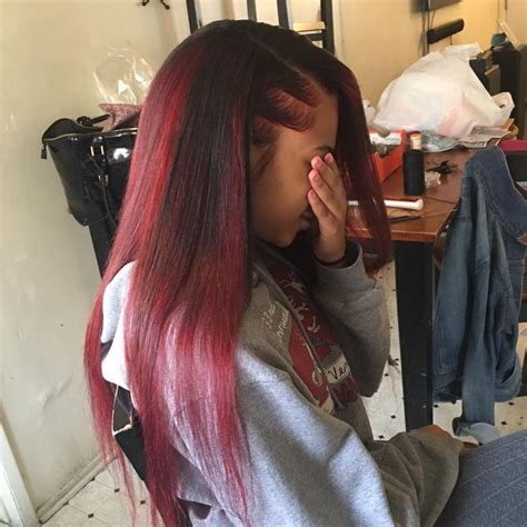 Weave Hairstyles For Prom 2243 best images about sew in hairstyles black