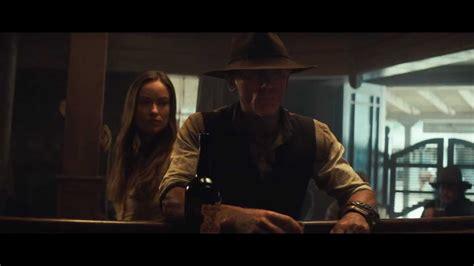 film semi cowboy cowboys aliens trailer italiano ufficiale youtube