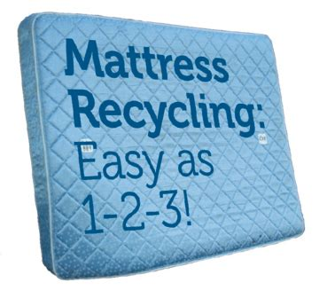 Seattle Mattress Disposal by At Your Service 187 Mattress Recycling Easy As 1 2 3