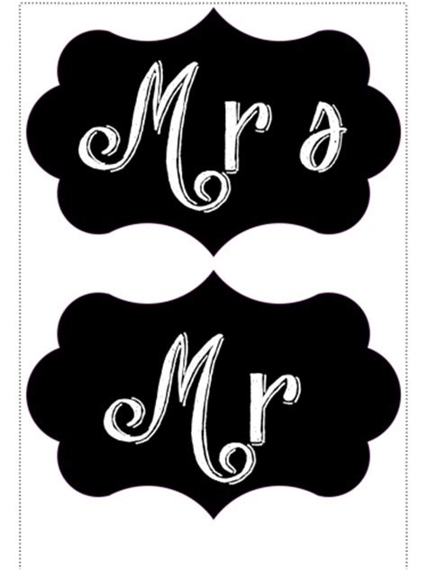 printable photo booth props black and white 40 diy pdf printable chalkboard signs in 2 size speech