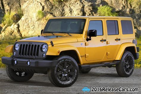 Jeep Wrangler Rumors 2015 Jeep Wrangler Release Date 2017 2018 Best Cars
