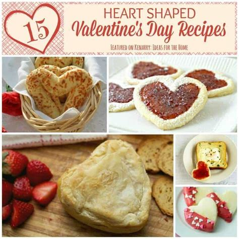valentines day food ideas s day recipes 15 shaped food ideas