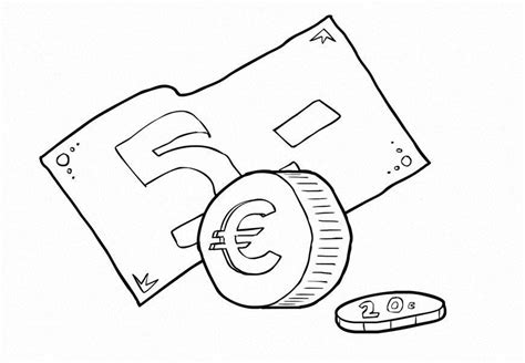 coloring pages euro coloring page euro img 14703