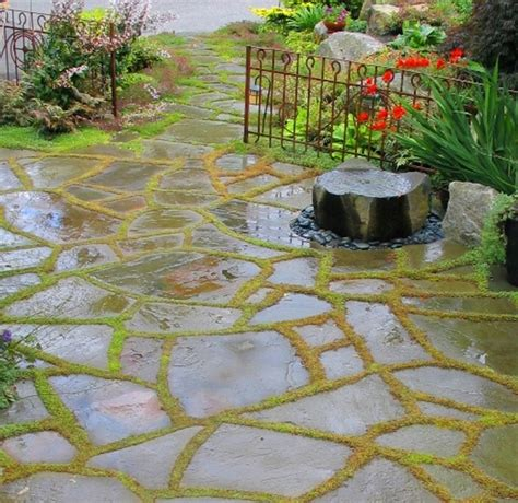 Decorative Stepping Stones Home Depot exteriorscapes
