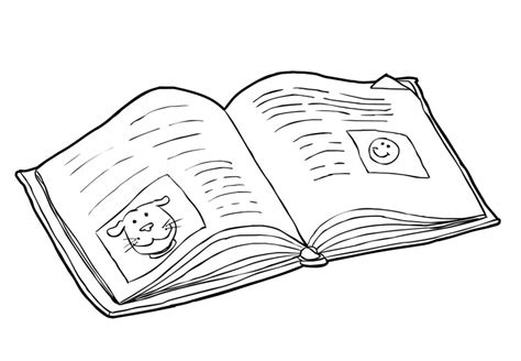 book coloring pages book coloring pages coloringsuite