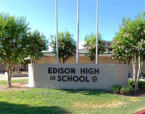 Edison School Calendar Edison High School