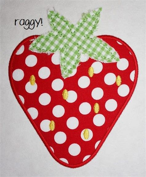 Embroidery Applique Tutorial by Raggy Shaggy Applique Tutorial How To S