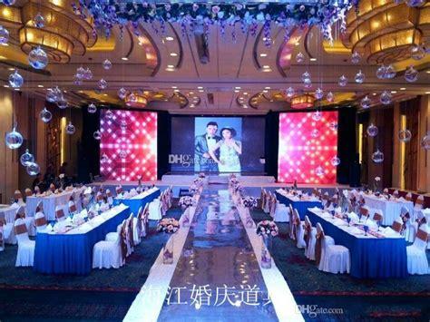 luxury decor luxury decor gold silver double sided mirror carpet aisle