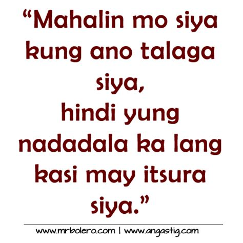 quotes about love tagalog patama boy banat archives mr bolero quotes collections