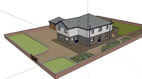 home designer pro layers آموزش ترسیم جزئیات معماری در اسکچاپ دانلود آموزش sketchup