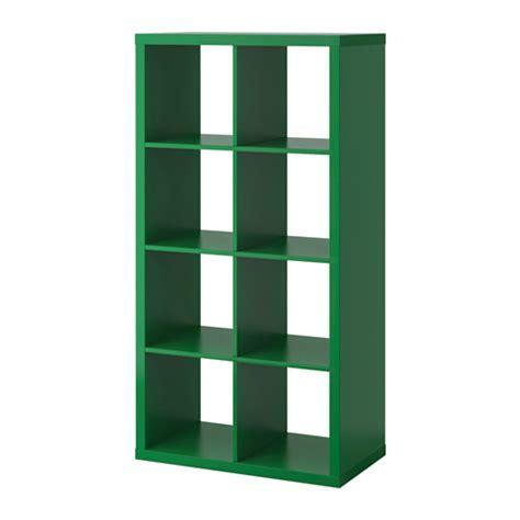 Green The Shelf by Kallax Shelving Unit Green 77x147 Cm Ikea
