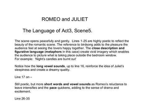 Romeo And Juliet News Report Essay by Romeo And Juliet Essay Gcse Act 3 5 Animate Us